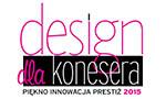 Nagroda Czytelników  - design dla konesera