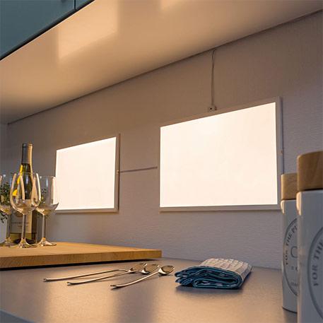 Wasserdichte LED-Panels