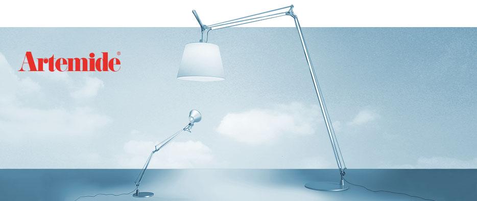 Lampy stojące Artemide