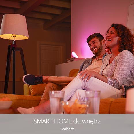 Smart Home do wnętrz