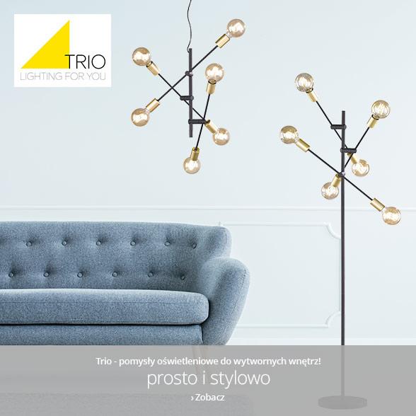 Lampy marki TRIO