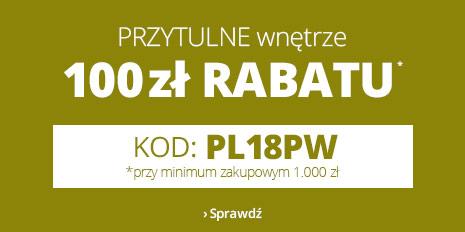 Przytulne wnętrze Lampy.pl
