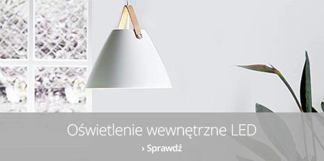 Oświetlenie wewnętrzne LED