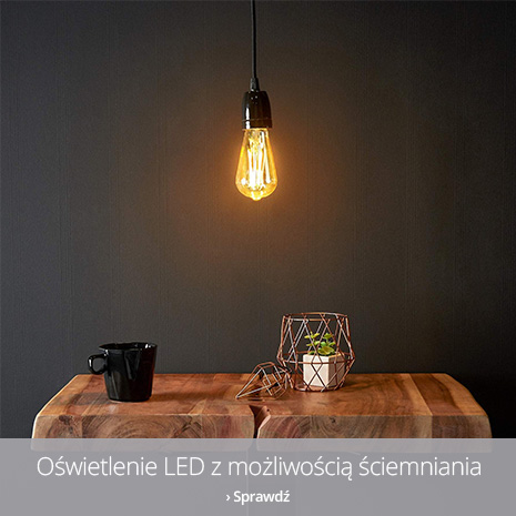 Żarówki LED z możliwością ściemniania