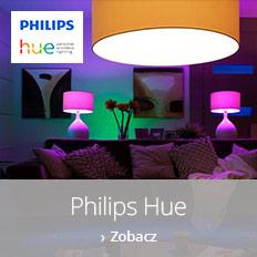 Żarówki Philips Hue
