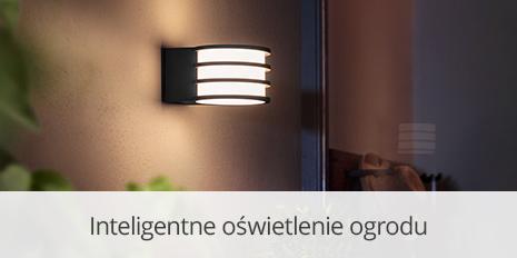 Inteligentne oświetlenie ogrodu