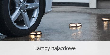 Lampy najazdowe