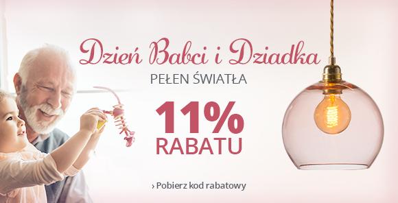 11% rabatu