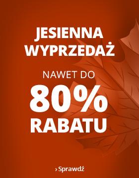 WYPRZEDAŻE %