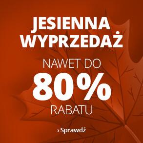 Jesienna wyprzedaż | Lampy.pl