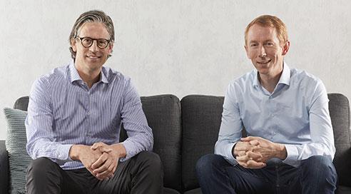 Thomas Rebmann i Dr. Oliver Merz