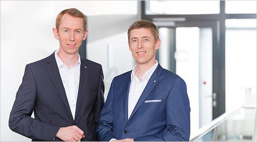 Thomas i Andreas Rebmann