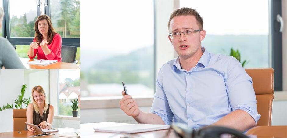 Pracownicy Lampy.pl pracują wspólnie, aby osiągnąć swoje cele