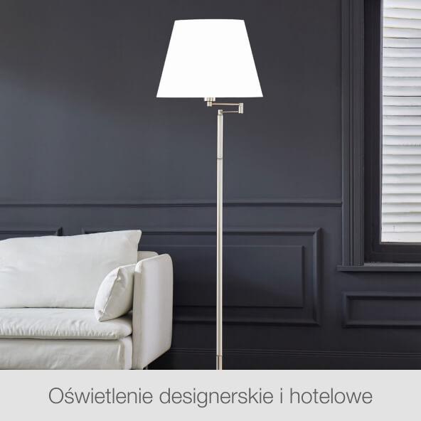 Oświetlenie designerskie i hotelowe