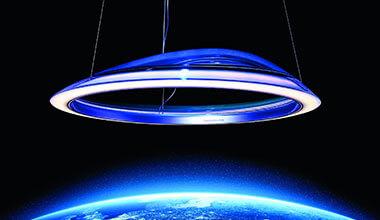 Designerska lampa wisząca Ameluna