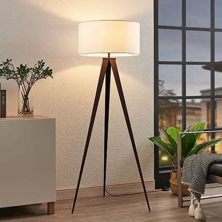 Lampa podłogowa Benik