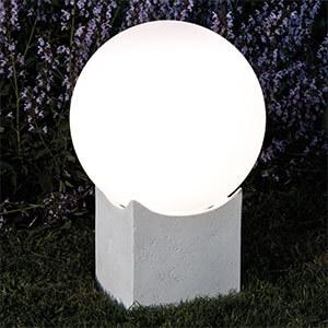ATLANTE - dekoracyjna lampa na cokół (9023135)