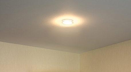 Biala - okrągły reflektor natynkowy LED, Ø 10 cm