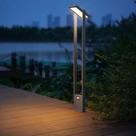 Solarne oświetlenie ścieżek VALERIAN z LED