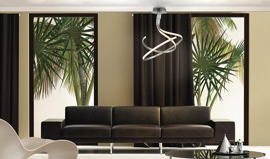 Zamiatanie Tylko oświetlenie wiszące LED