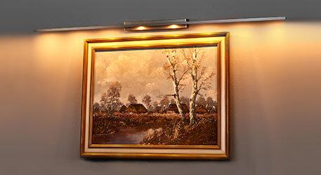 Oswietlenie obrazow