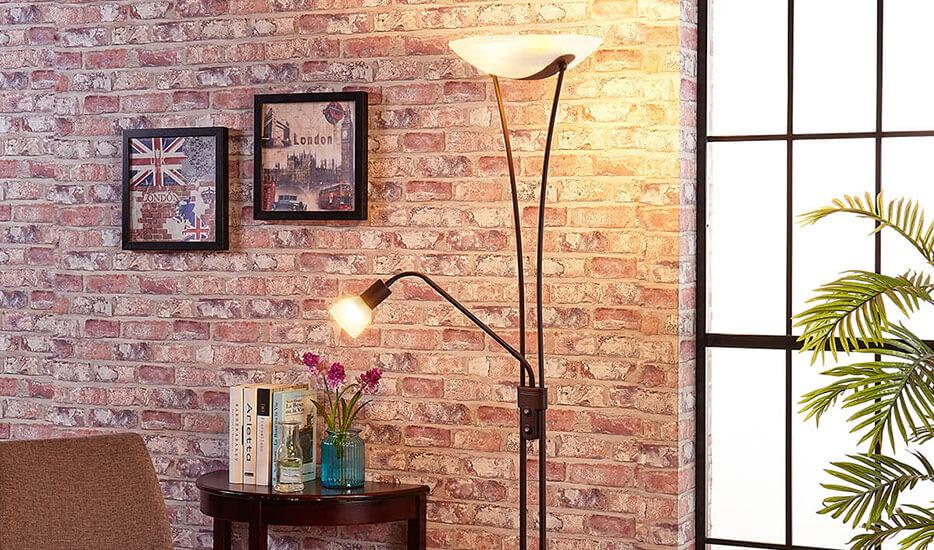 Lampa oswietlajaca sufit