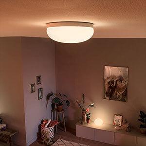 Szklane lampy sufitowe