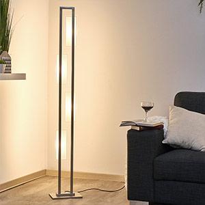 Designerskie lampy podlogowe