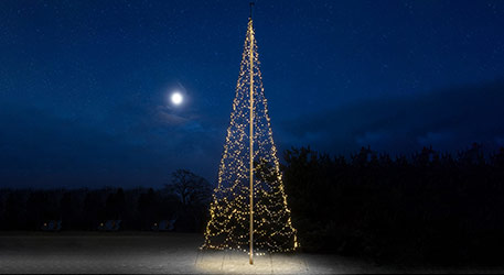 Fairybell® choinka bożonarodzeniowa, 10 m, 2000 diod LED