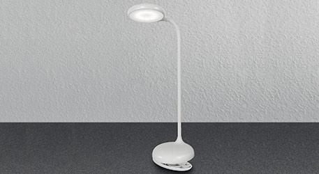 lampy klips