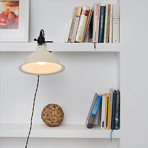lampy zaciskowe