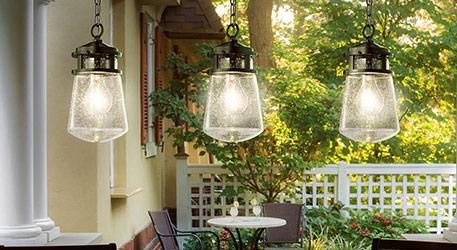 Lampy tarasowe