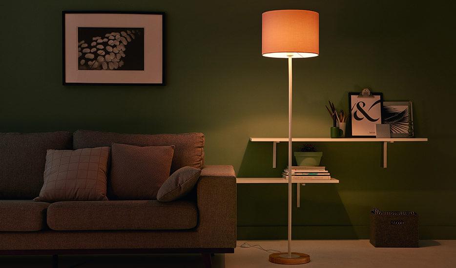 Lampy stojace