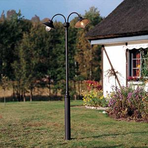 latarnie ogrodowe