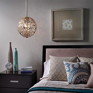 ARABESQUE - lampa wisząca z kunsztownym wzorem