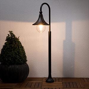 Jakie materiały są odpowiednie dla słupków oświetleniowych?