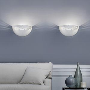 Efektowna metalowa lampa wisząca LED Greka