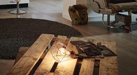 Vintage – lampa wisząca Tarbes, miedziana