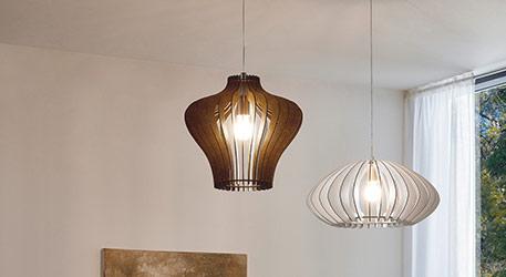 Imponująca lampa wisząca Cossano