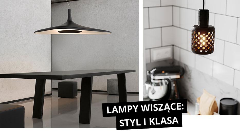 Lampy wiszące: stylowe, przyciągające wzrok