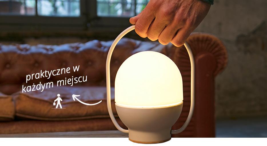 Nastrojowe światło w każdym pomieszczeniu