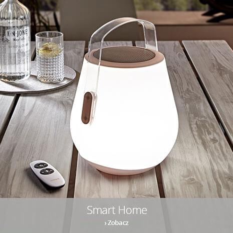 Oświetlenie zewnętrzne Smart Home