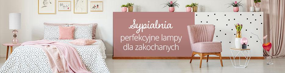 Sypialnia - romantyczne gniazdko w idealnym świetle