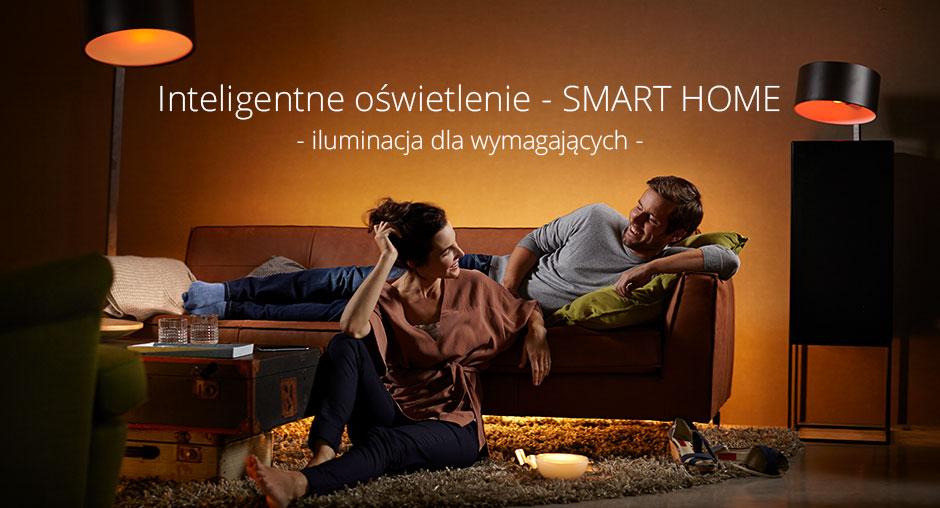 Lampy i oświetlenie Smart Home