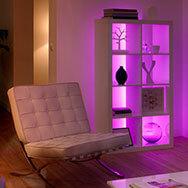 Smart Home - zmiana barwy